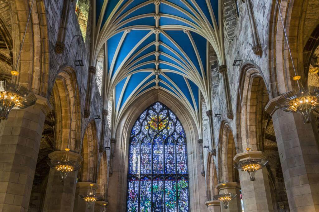 Catedral de St. Giles.