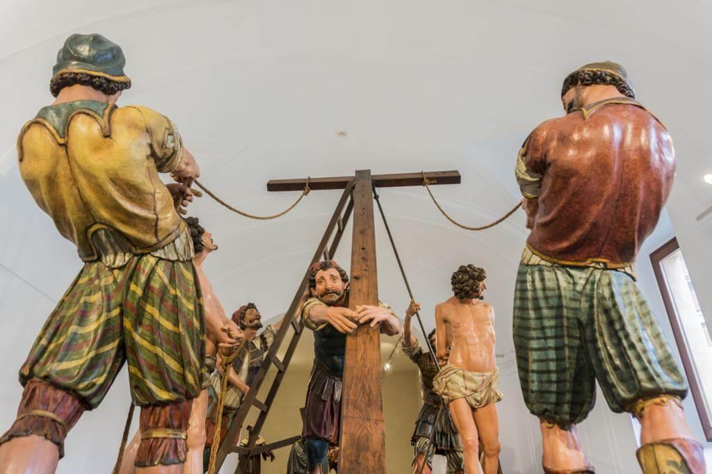 Museo Nacional de Escultura Policromada.