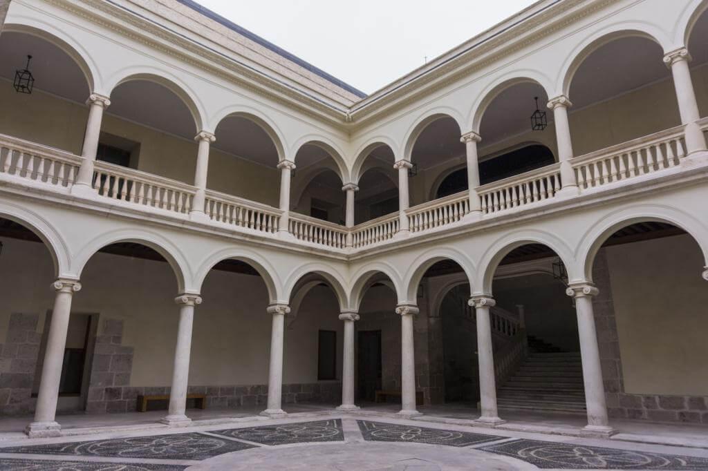 ¿Qué ver en Valladolid en un día? Palacio de Villena.