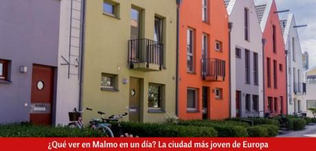 ¿Qué ver en Malmo en un día?