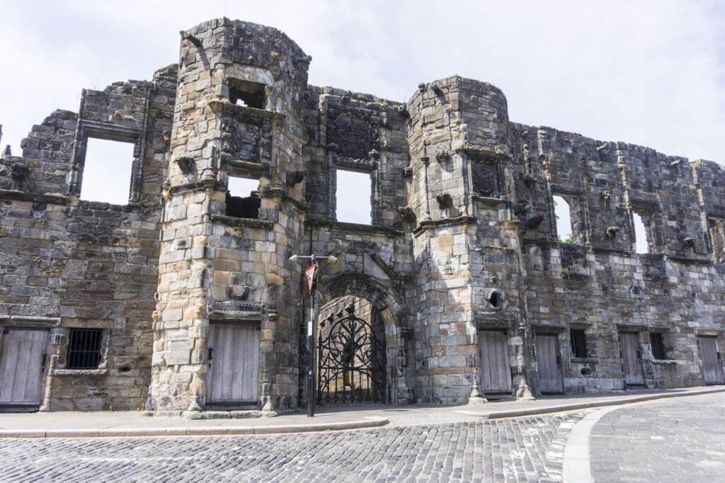 Ruina de Mar's Wark.