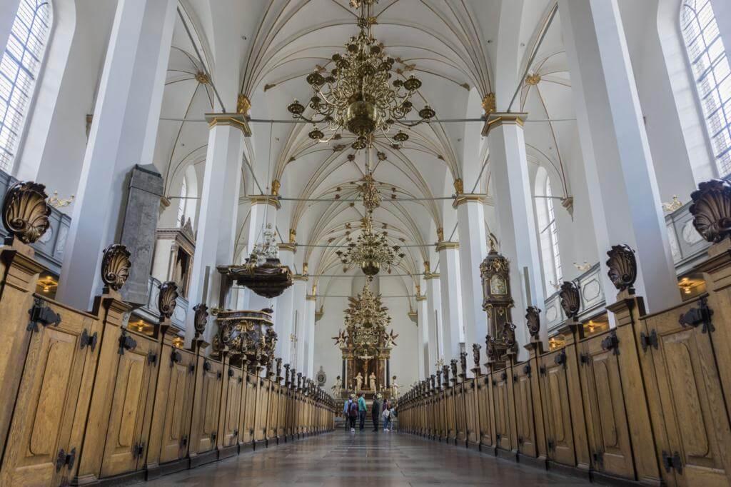 ¿Qué ver en Copenhague en 2 días? Trinitatis Kirke.