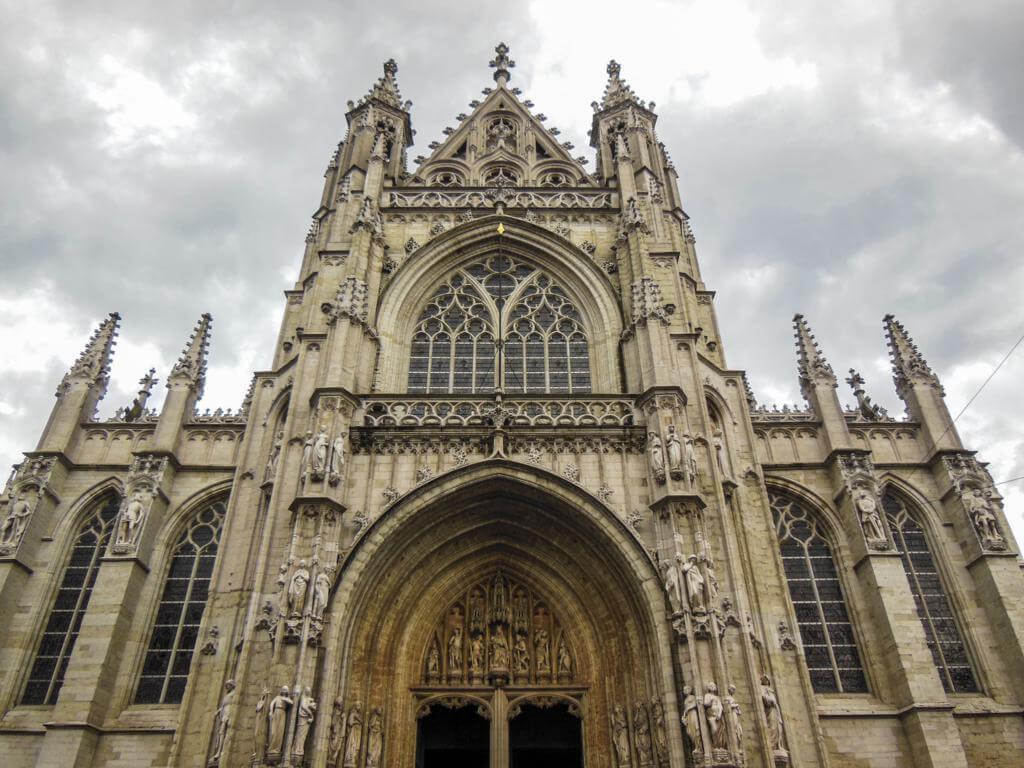Notre Dame du Sablon.