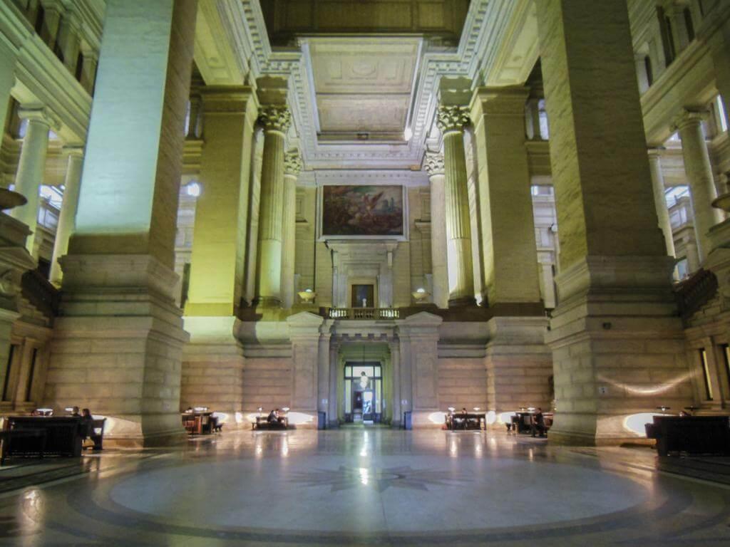 Palacio de Justicia de Bruselas.
