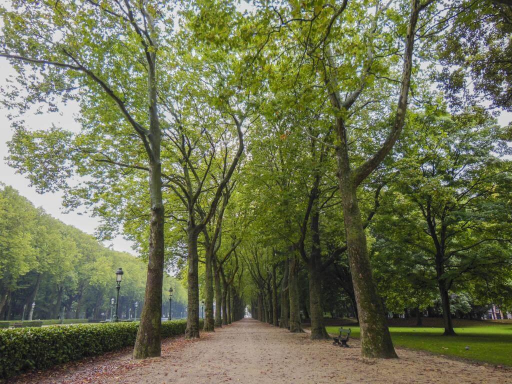 Parque Elisabeth.