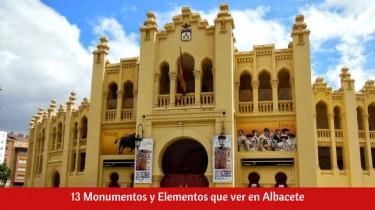 13 Monumentos y Elementos que ver en Albacete