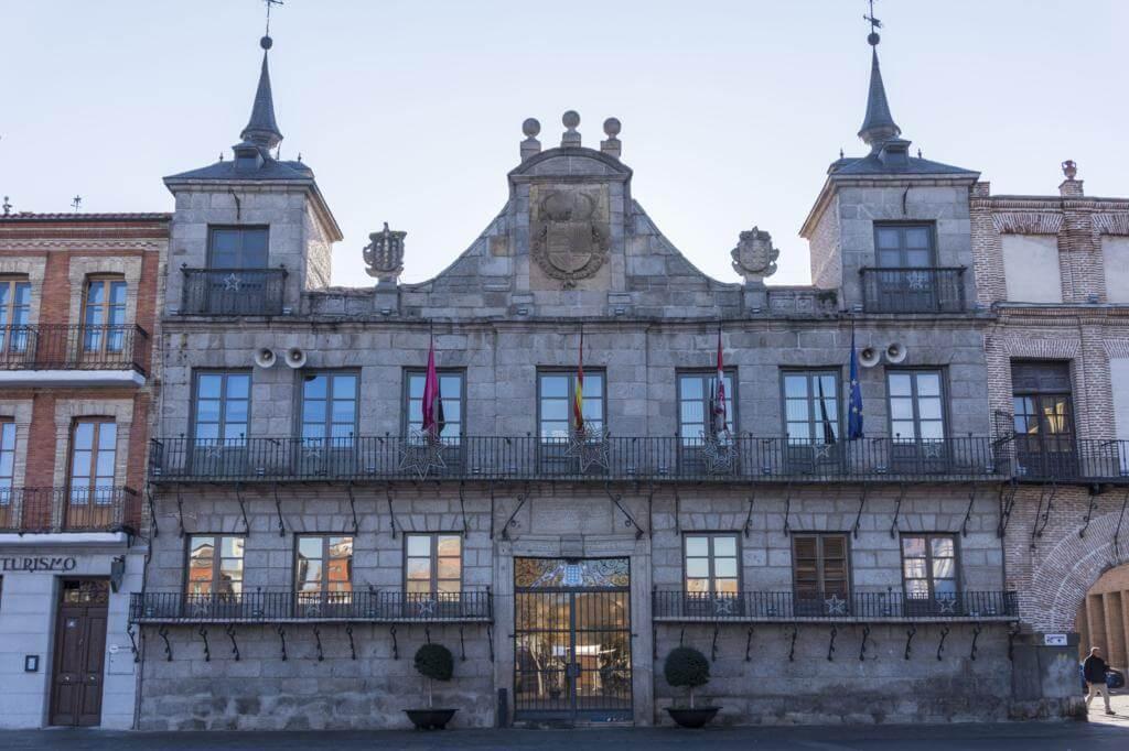 Casa Consistorial de Medina del Campo.