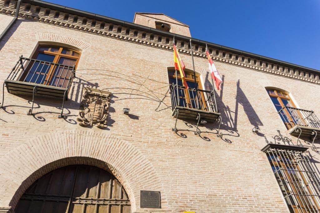 Casona del Mayorazgo de los Montalvo.
