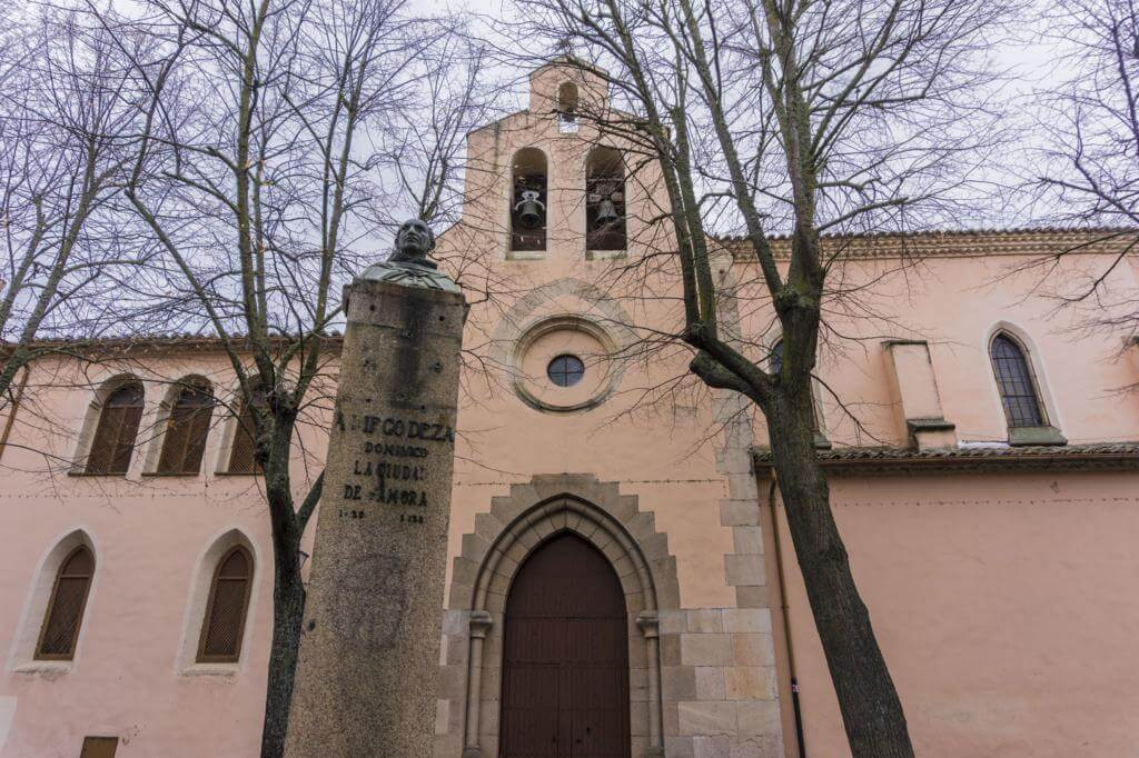 ¿Qué ver en Zamora en un día? Convento Religiosas Marinas.