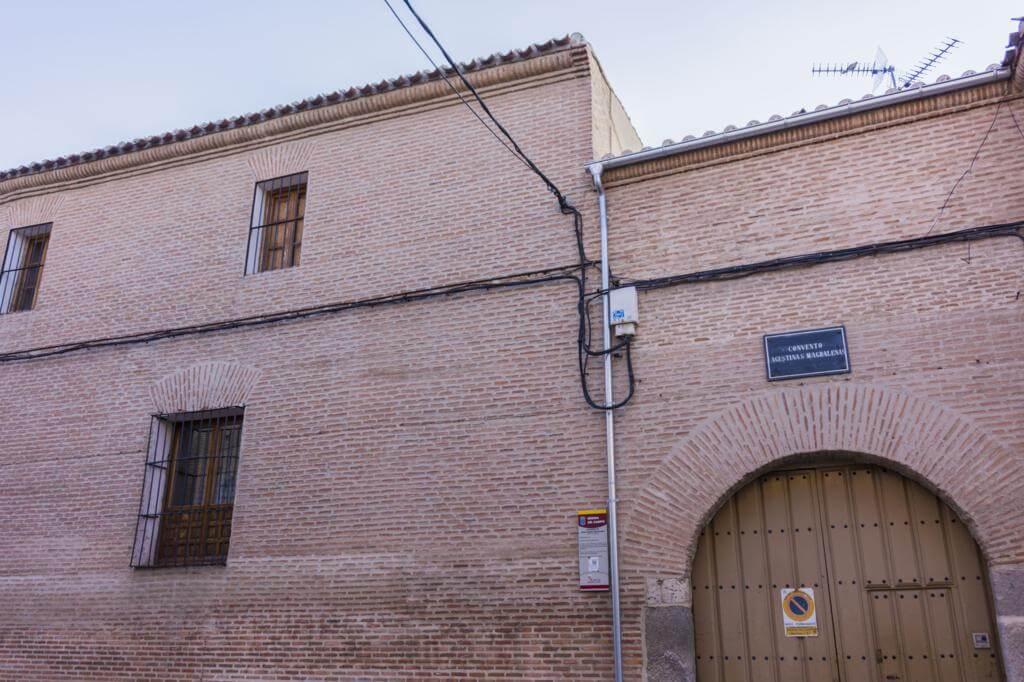 Convento de Santa María Magdalena.