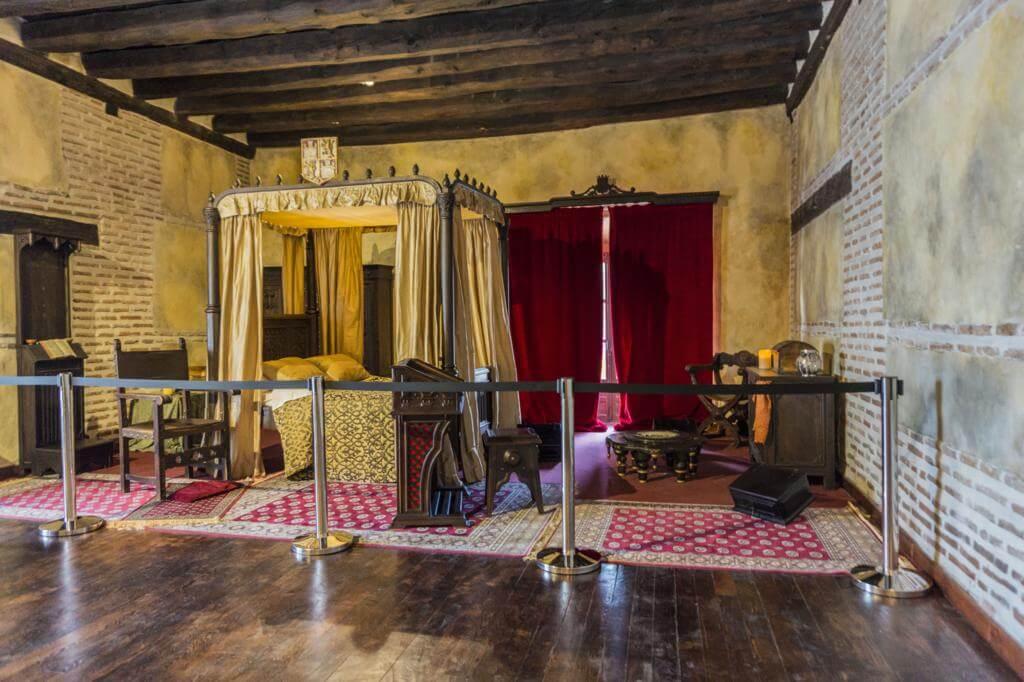 Palacio Real Testamentario.