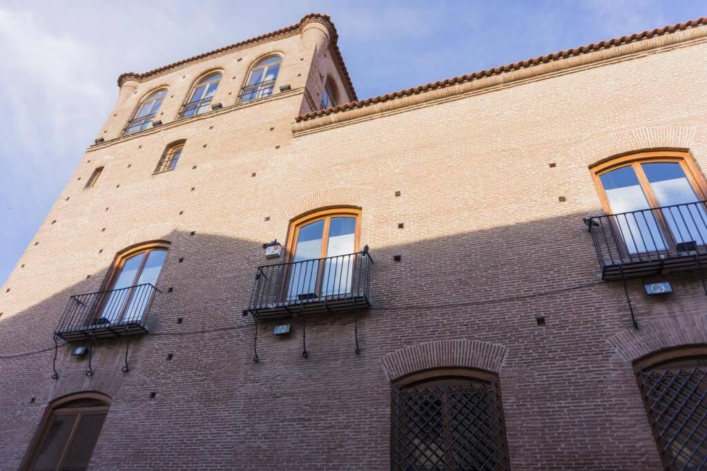 Palacio de los Dueñas en Medina del Campo.