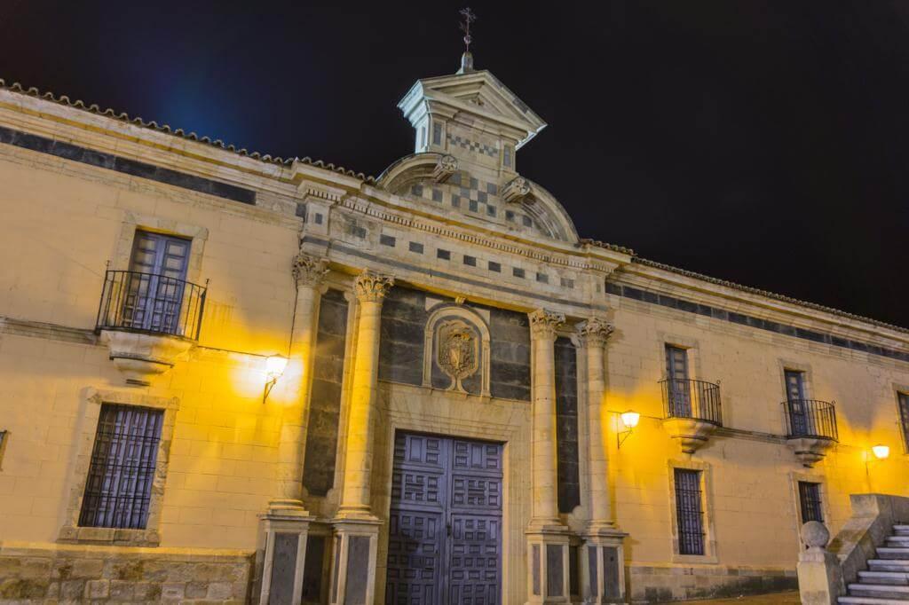 Palacio Episcopal de Zamora.