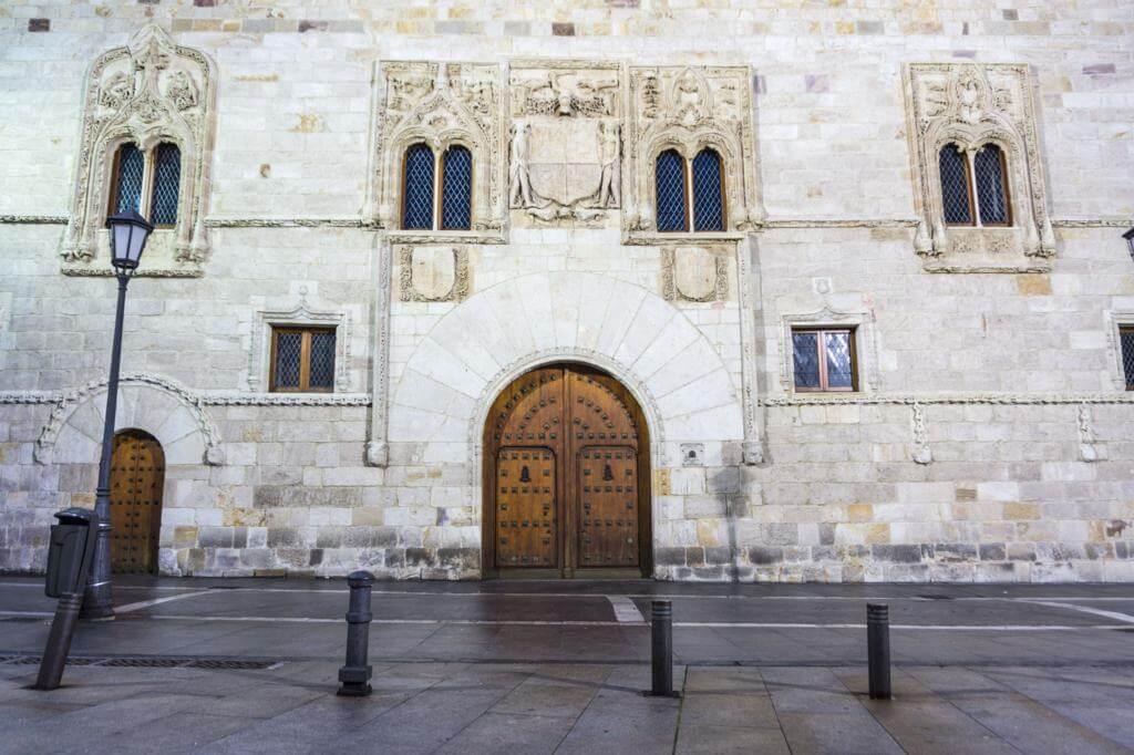 Palacio de los Momos.