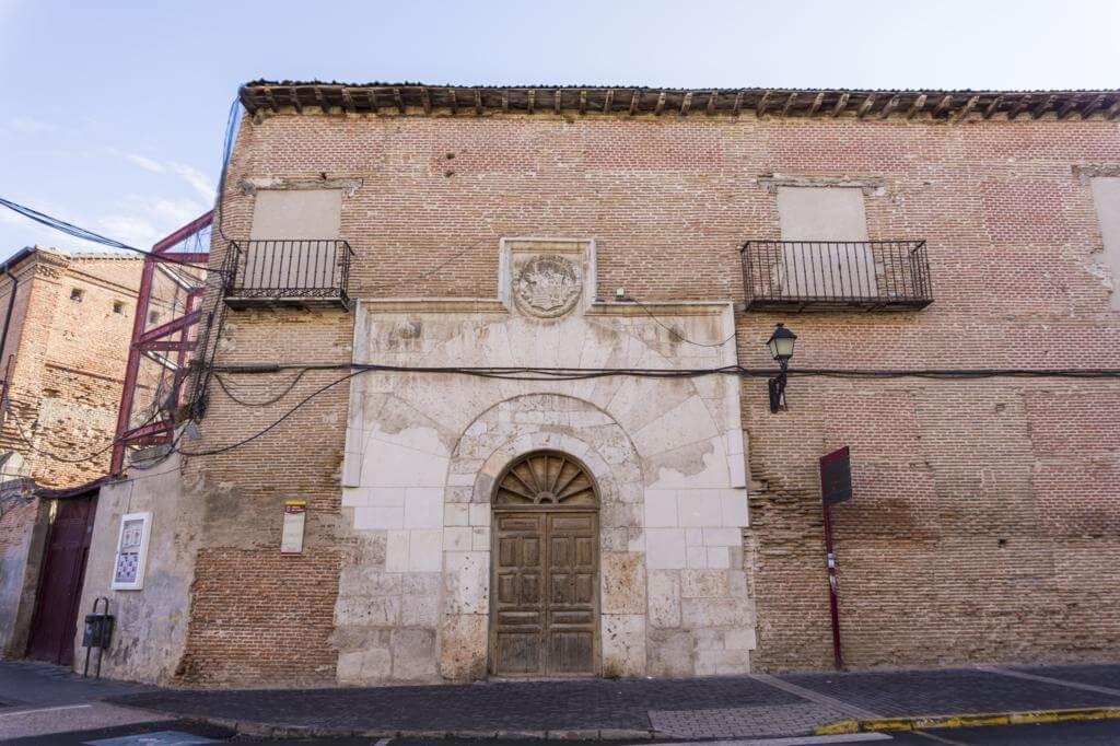 Palacio de los Quintanilla.
