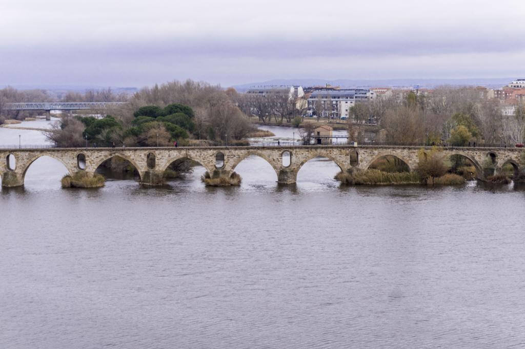Puente de Piedra de Zamora.