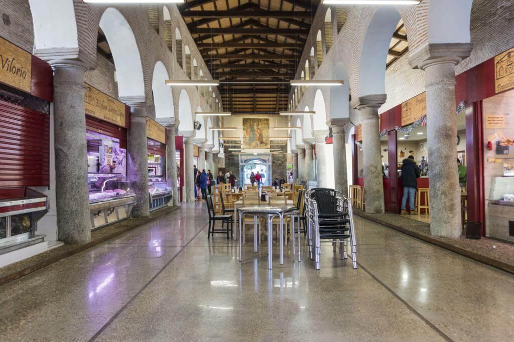Reales Carnicerías - Mercado de Abastos.