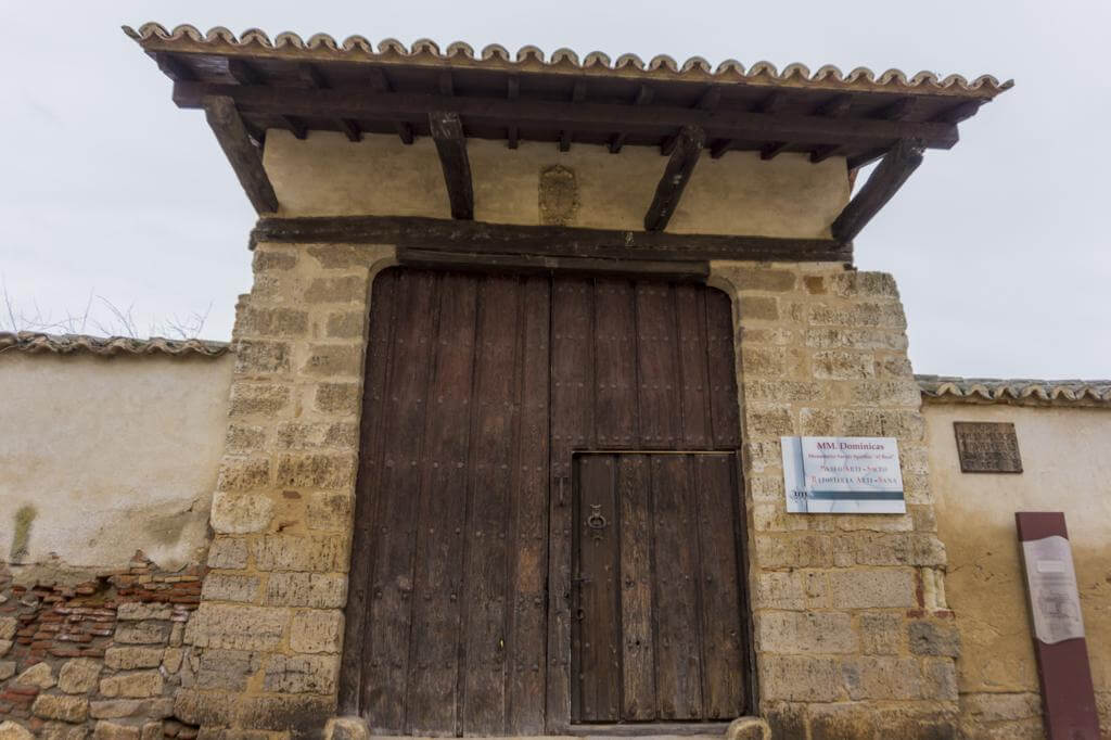 Monasterio de Sancti Spiritus el Real.
