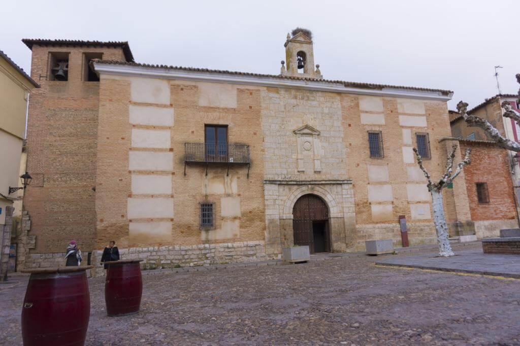 Iglesia del Santo Sepulcro en Toro.