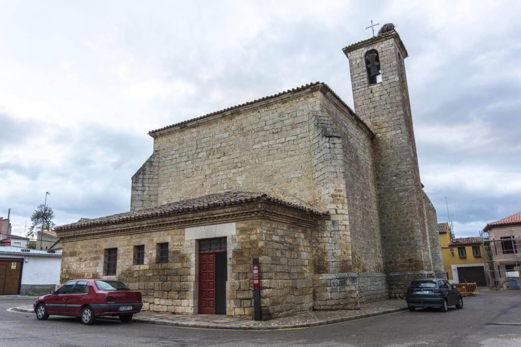 Iglesia de San Sebastián de los Caballeros.