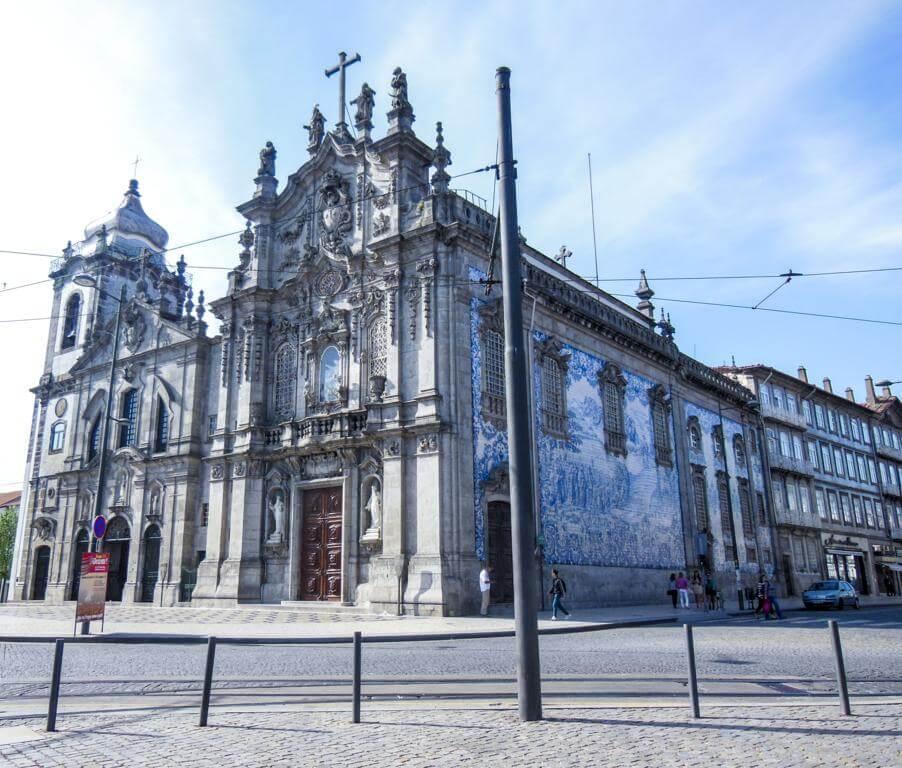 Iglesia de los Carmelitas.