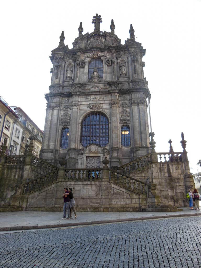 Iglesia de los Clérigos.
