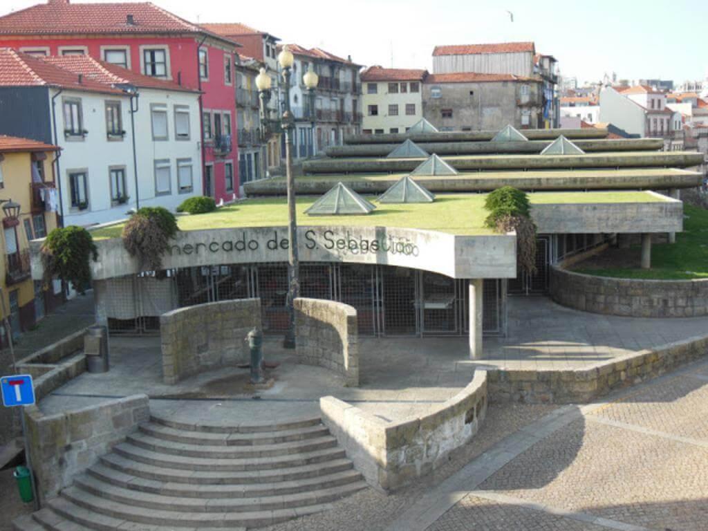 Mercado São Sebastião.