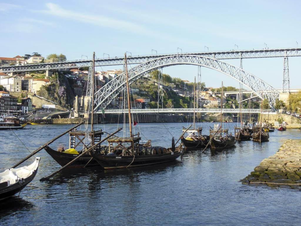 Puente Luis I.
