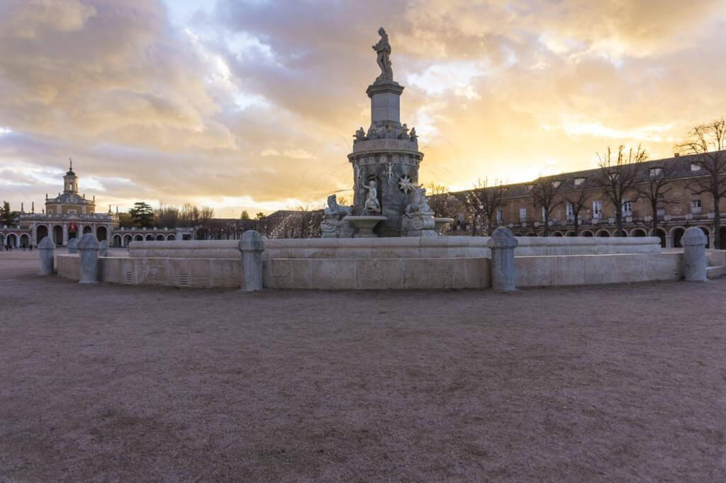 ¿Qué ver en Aranjuez en un día? Fuente de la Mariblanca.