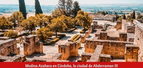 Medina Azahara en Córdoba
