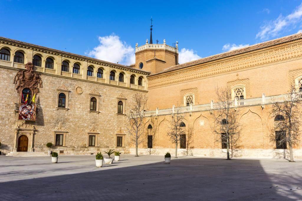 Palacio Arzobispal de Alcalá de Henares.