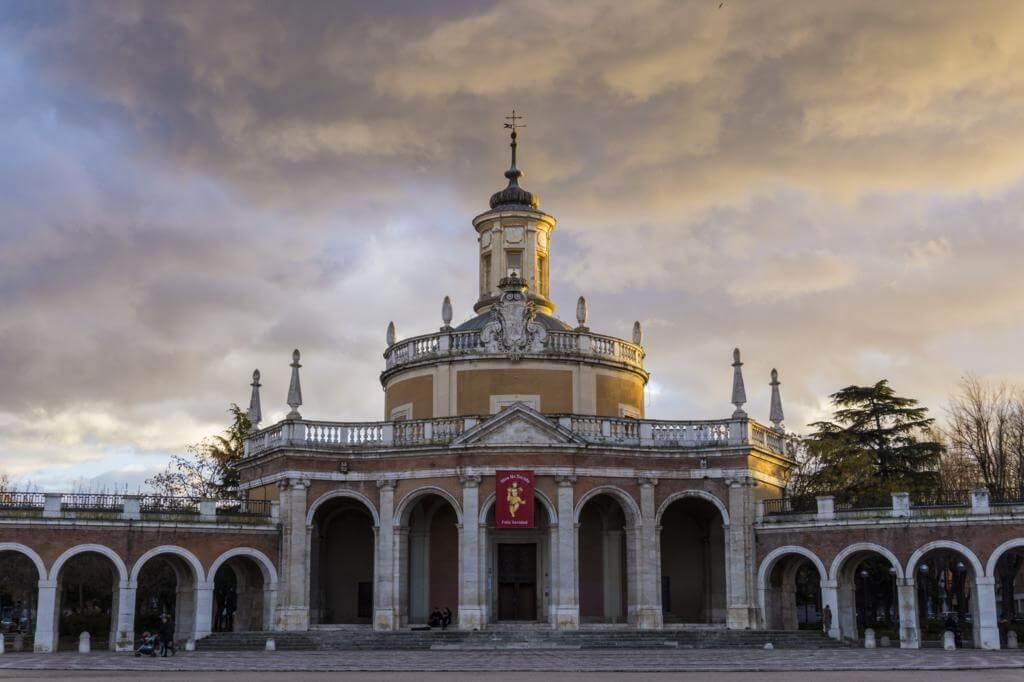 Real Iglesia de San Antonio.