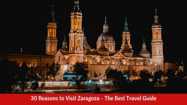 What to see in zaragoza in one day?
