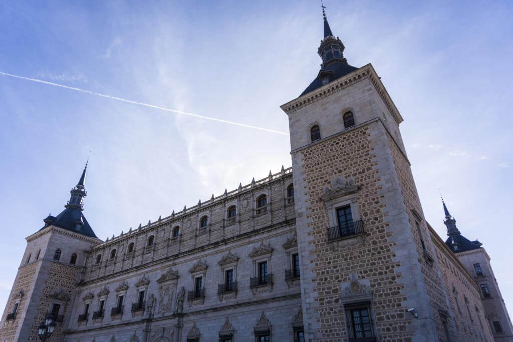 Alcázar de Toledo.
