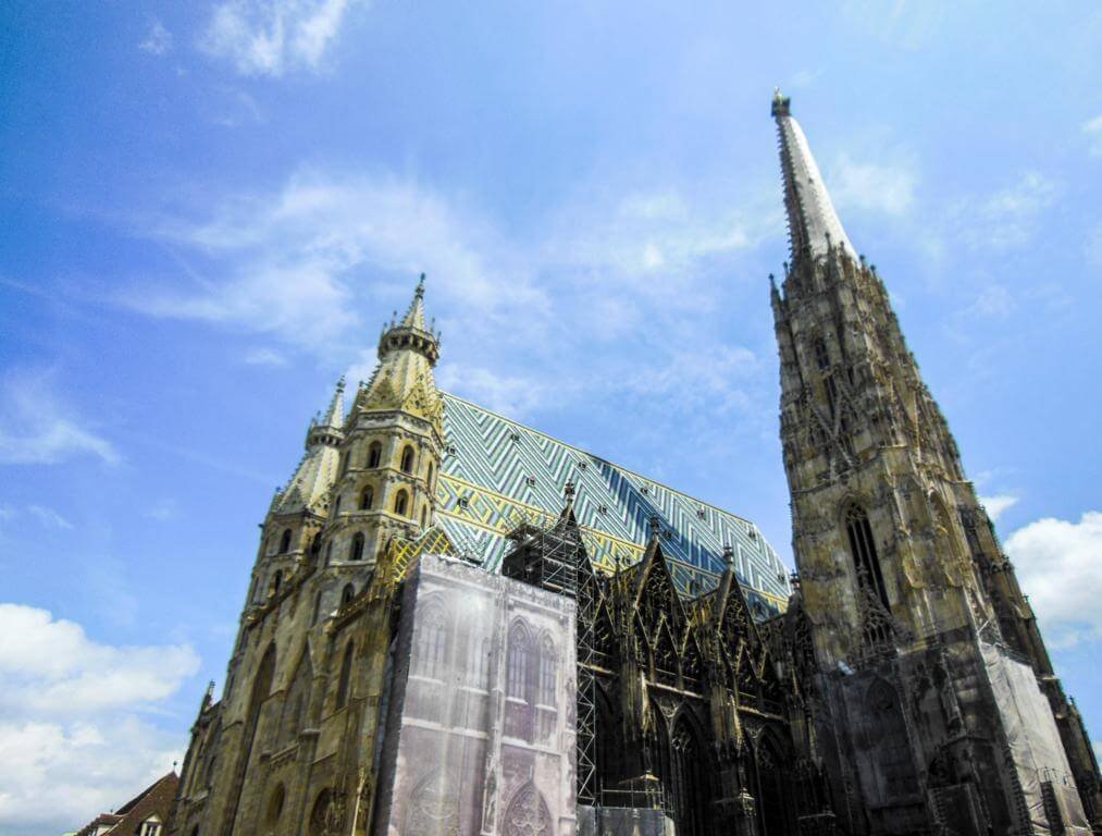 Catedral de Viena (Stephansdom).