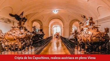 Cripta de los Capuchinos en Viena