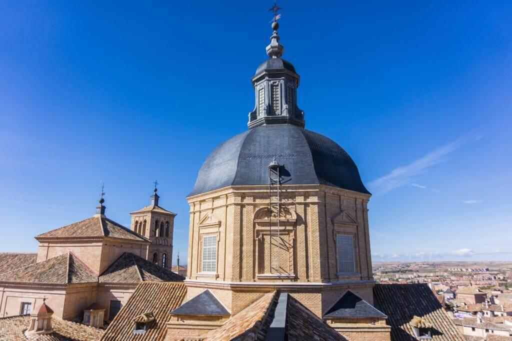 Iglesia de los Jesuitas de Toledo.