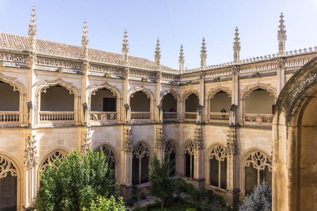 Monasterio de San Juan de los Reyes.