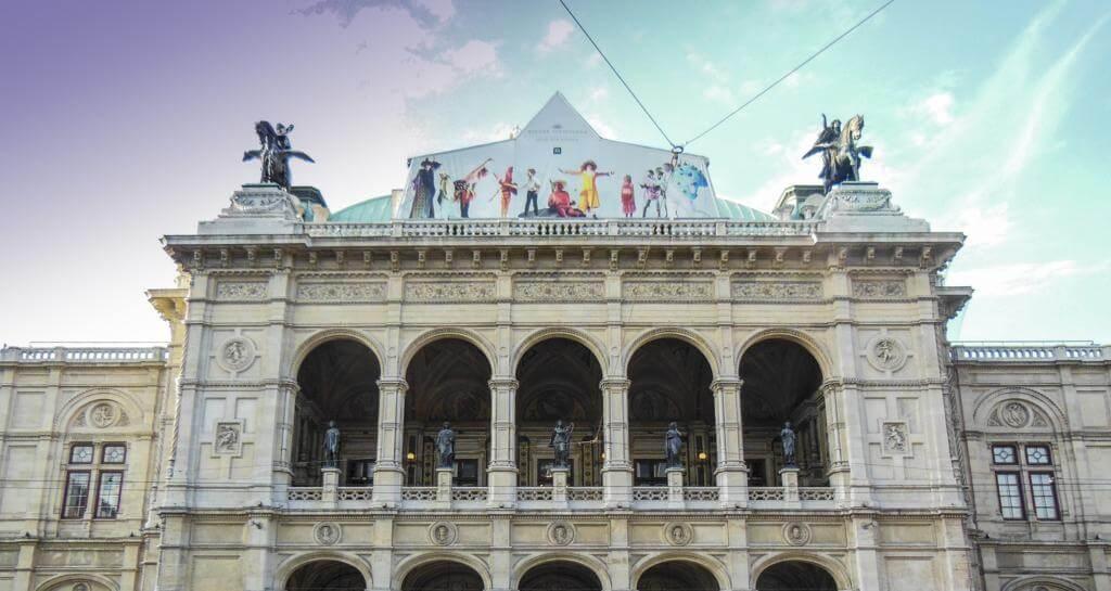 ¿Qué ver en Viena en 2 días? La Ópera.