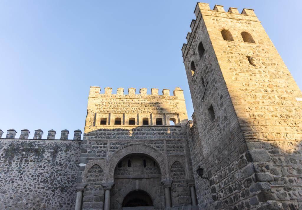 Puerta de Alfonso VI.