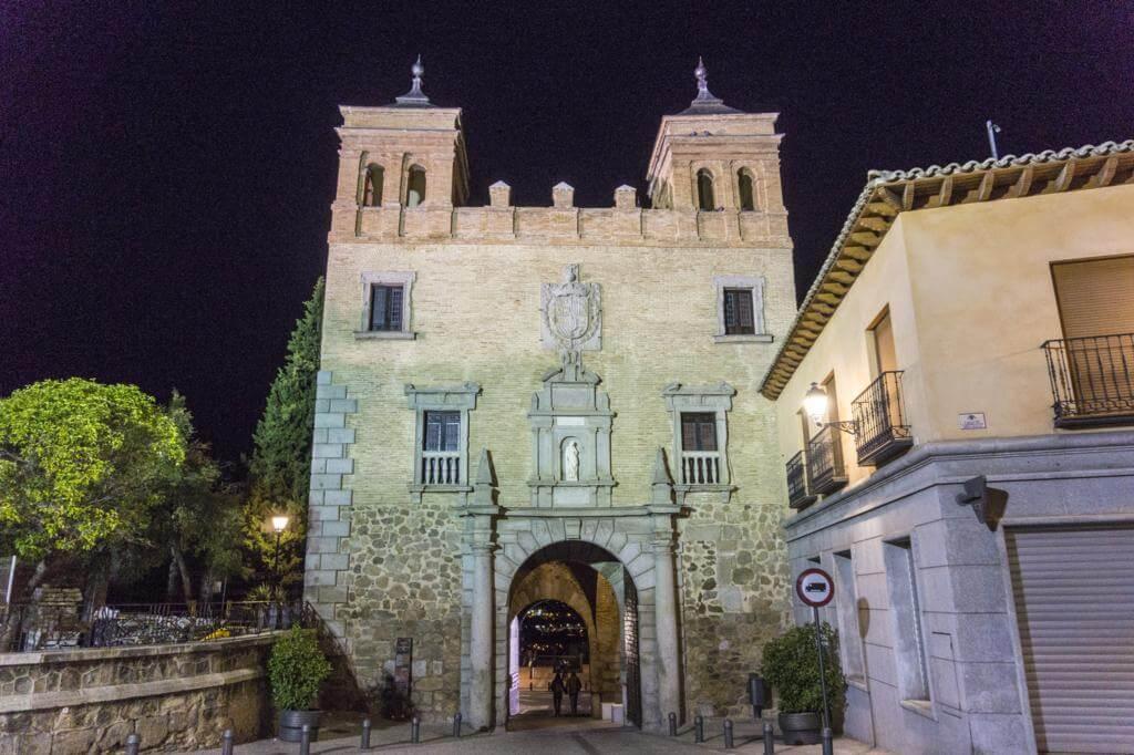 Puerta de Cambrón.