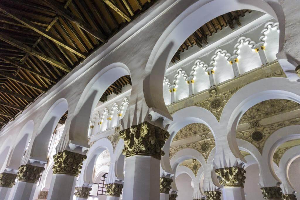 Sinagoga de Santa María La Blanca.
