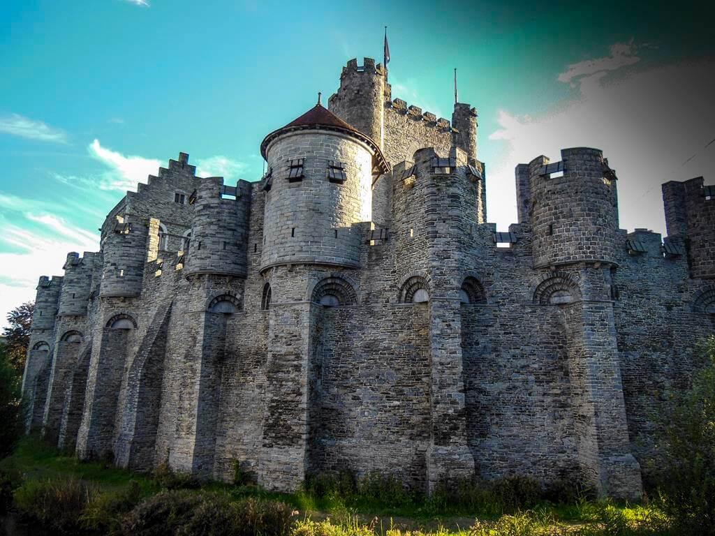 Castillo de Gante.