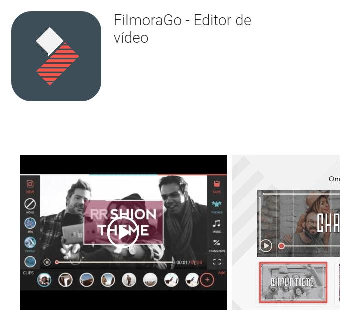 La mejor app para vídeos de redes sociales.