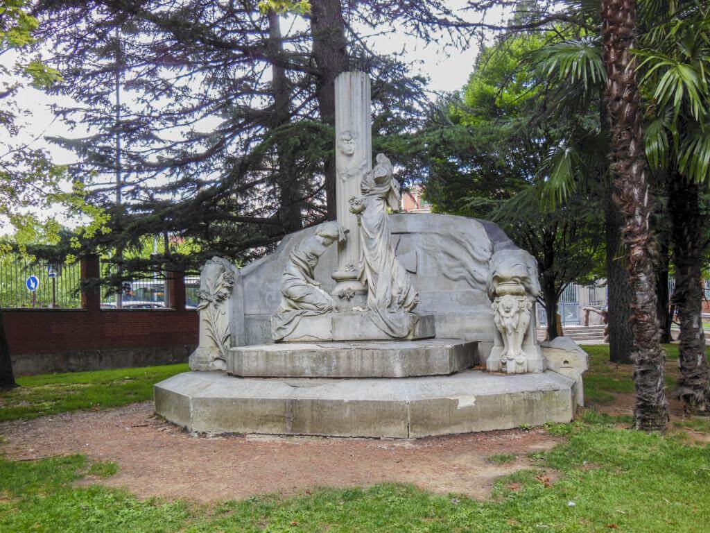 Huerta de Guadián.