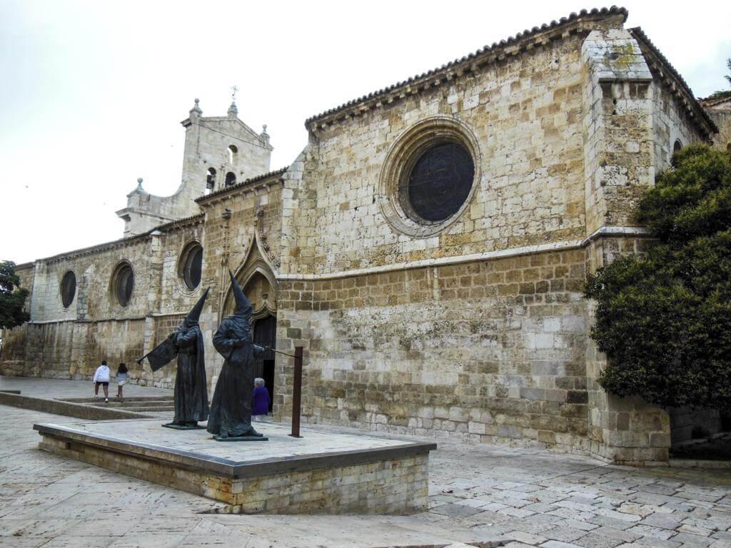 Iglesia de San Pablo de Palencia.