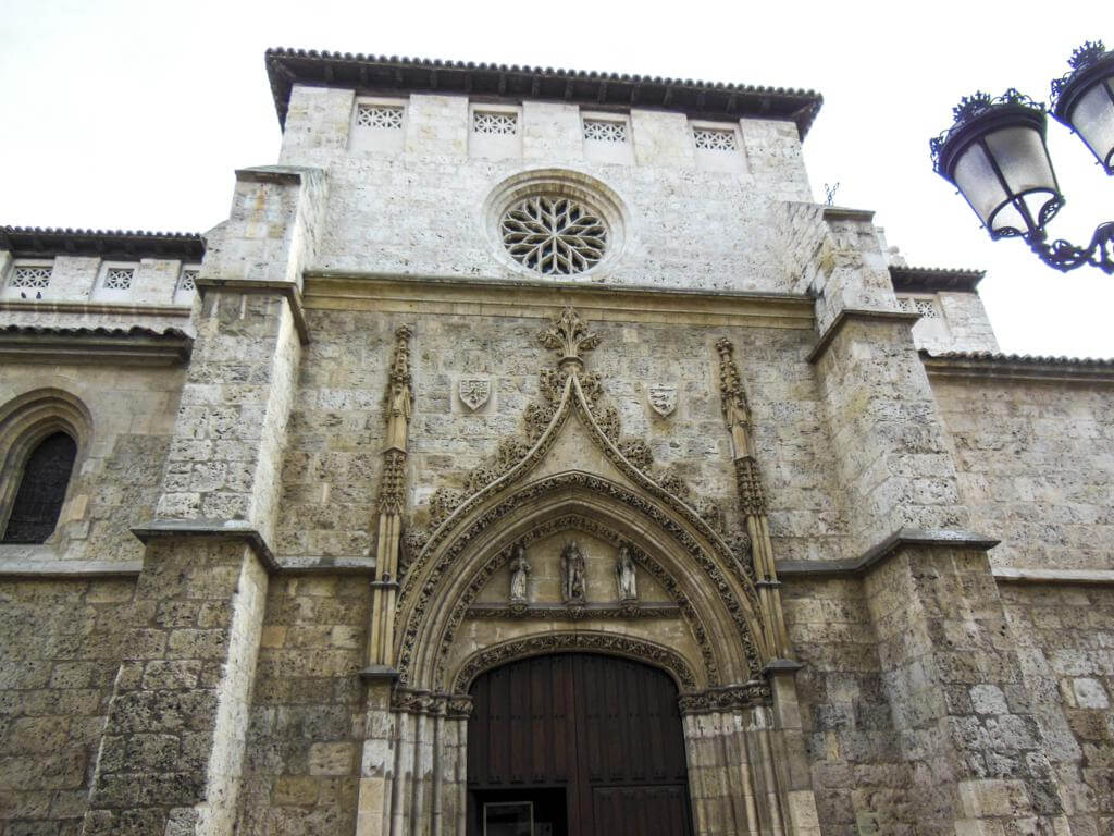 Monasterio de las Claras de Palencia.