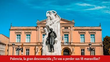 ¿Qué ver en Palencia en un día?