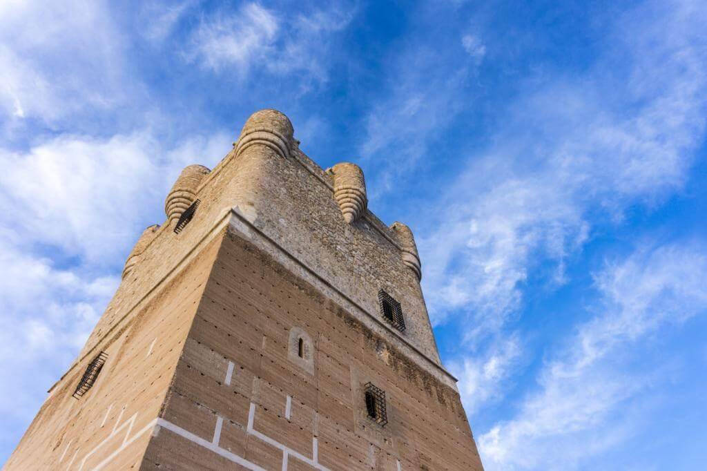 Torre del Homenaje del Castillo de Villena.