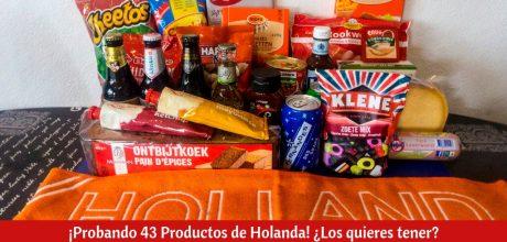¿Dónde comprar productos de Holanda online? ¡43 deliciosos alimentos!